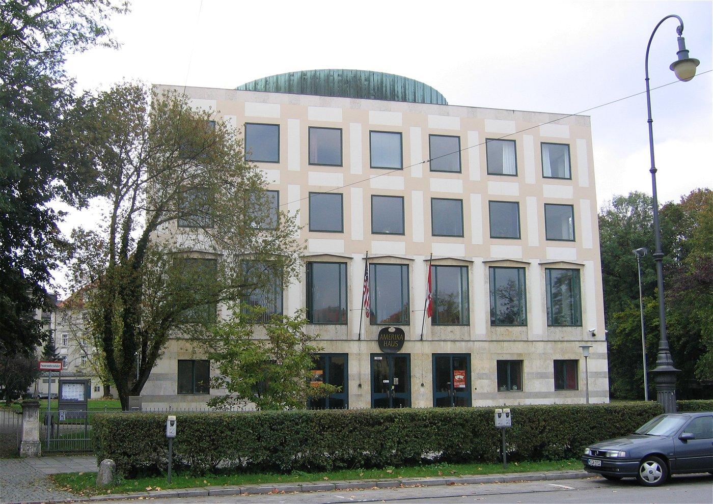 Munich's Amerikahaus