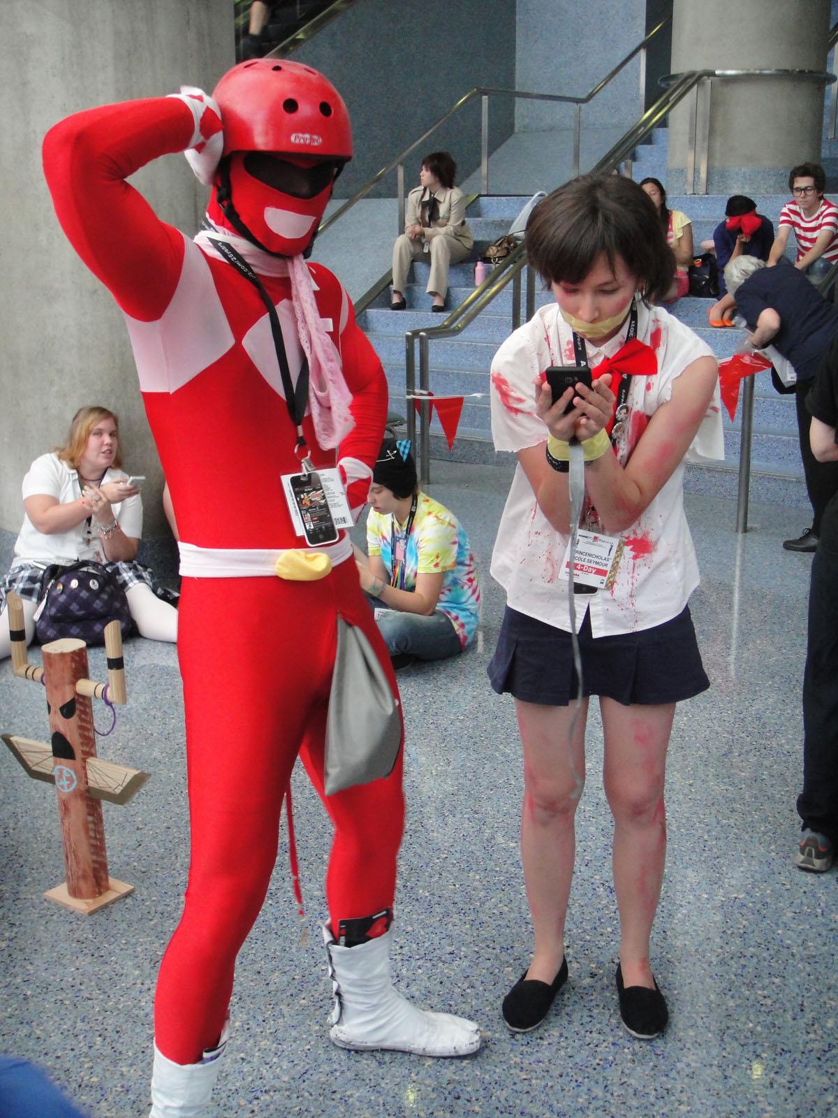File Anime Expo 2011 Red Power Ranger And Ummm 5917375119 Jpg