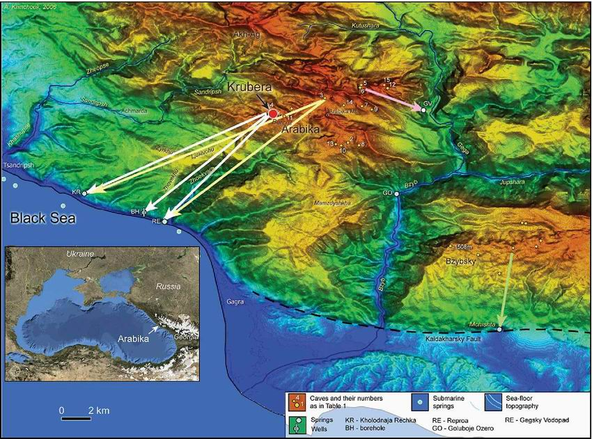 cueva de voronia wikipedia la enciclopedia libre