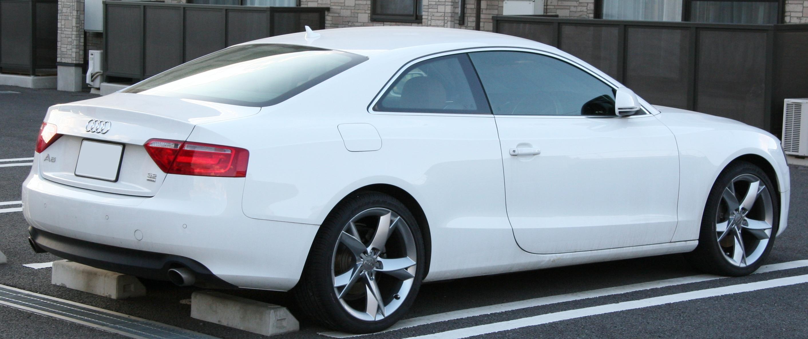 Kelebihan Audi A5 3.2 Fsi Spesifikasi