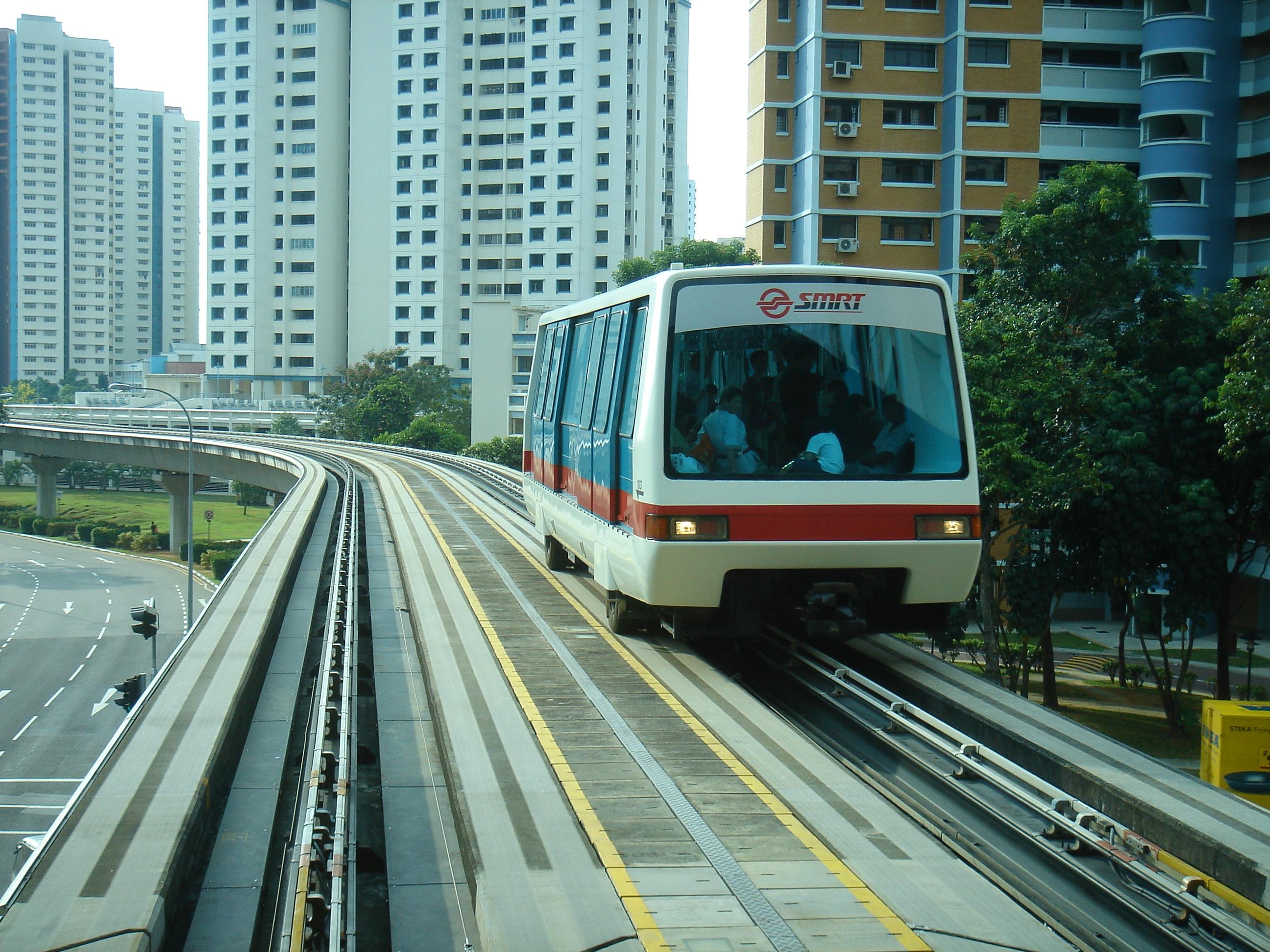 Bukit Panjang LRT Line - Wikipedia, the free encyclopedia