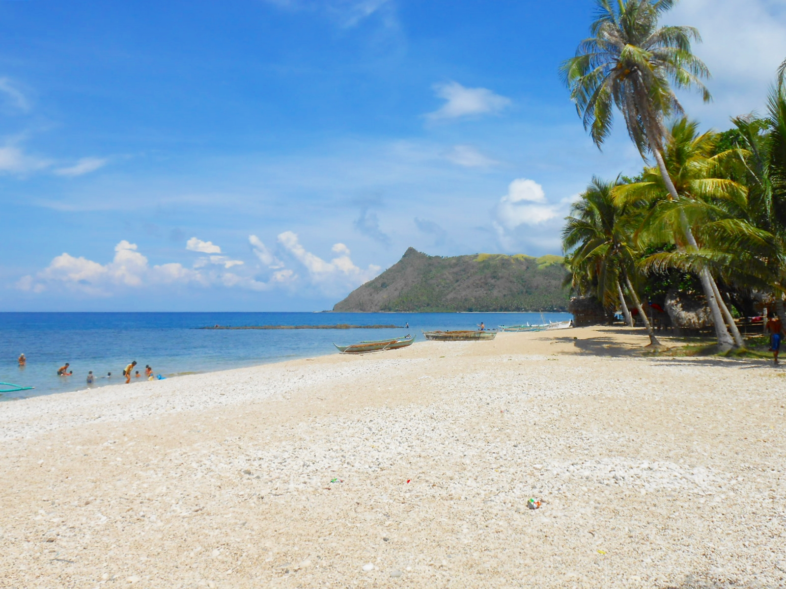 Pulang Daga Beach Resort Paracale