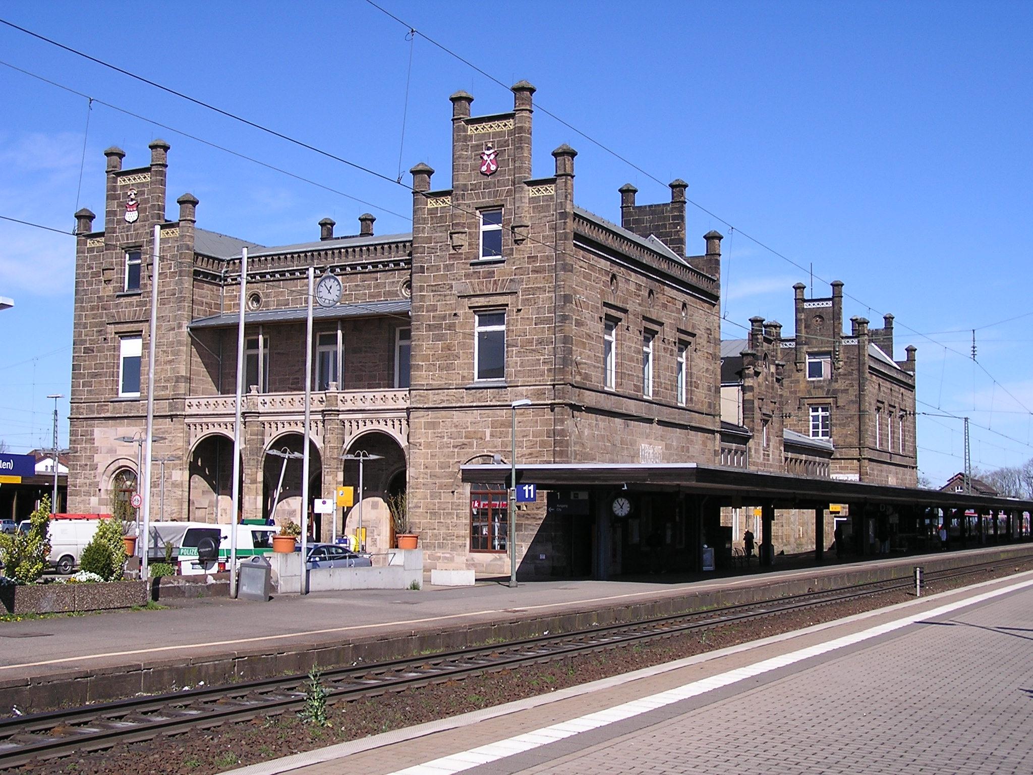 Willkommen in Langenweihla ! Bahnhof_MI
