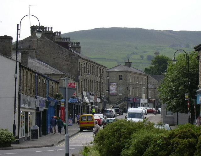 Bank Street Rawtenstall - geograph.org.uk - 470955