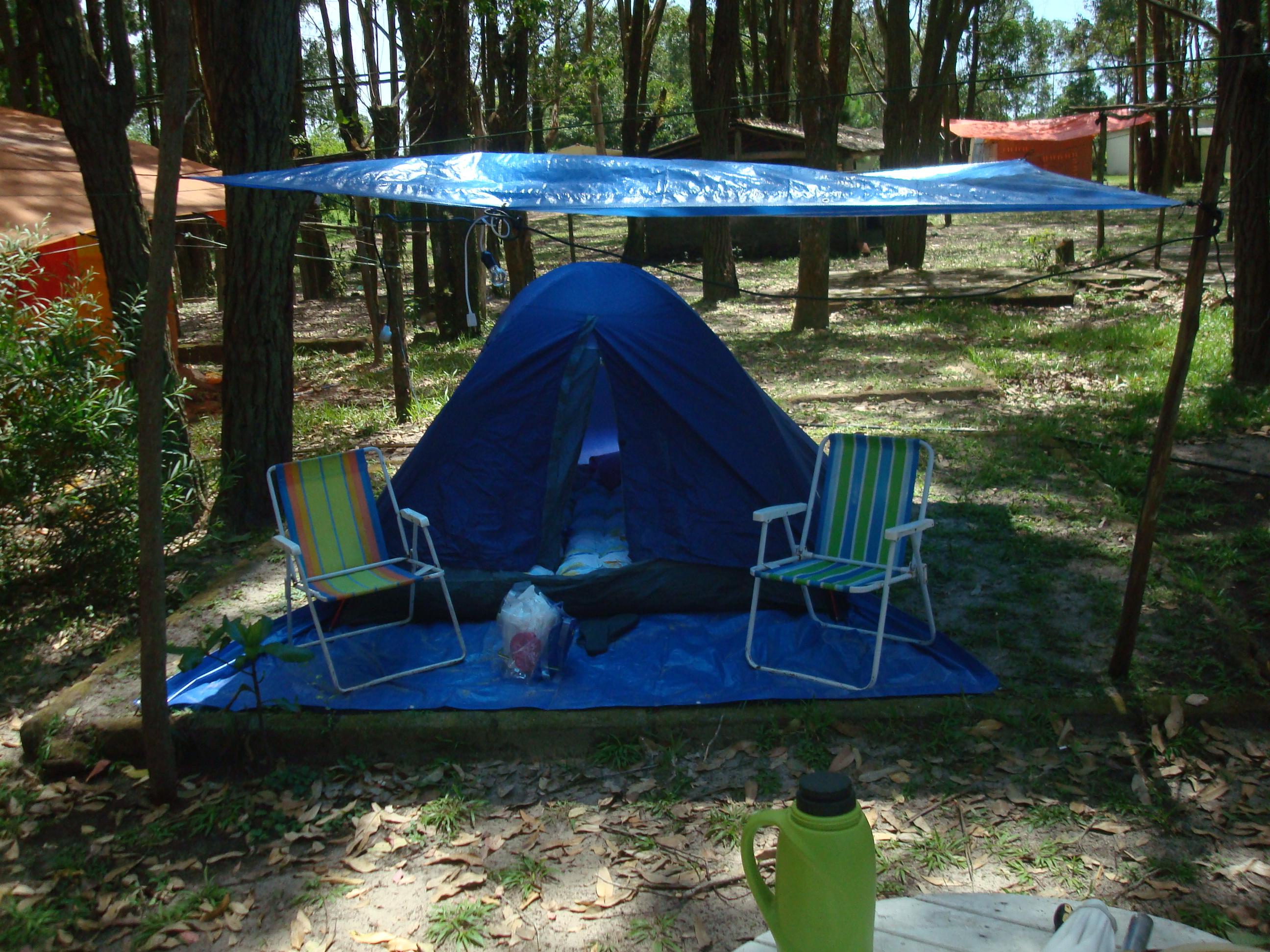 gjøl camping