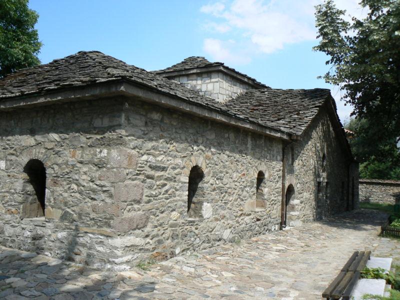 Церковь Святой Недели в г. Батак