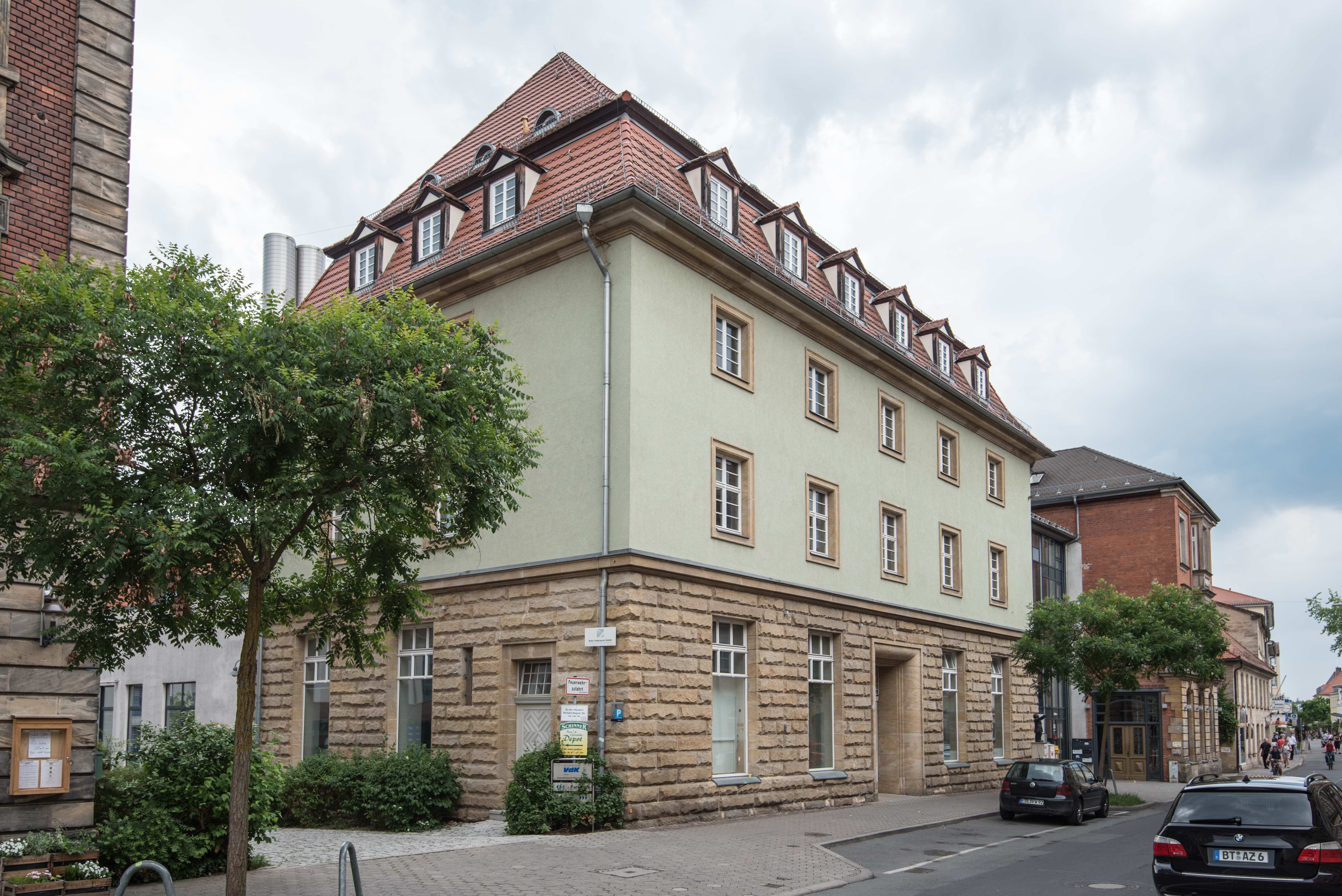 Dateibayreuth Richard Wagner Straße 36 20170603 001jpg Wikipedia