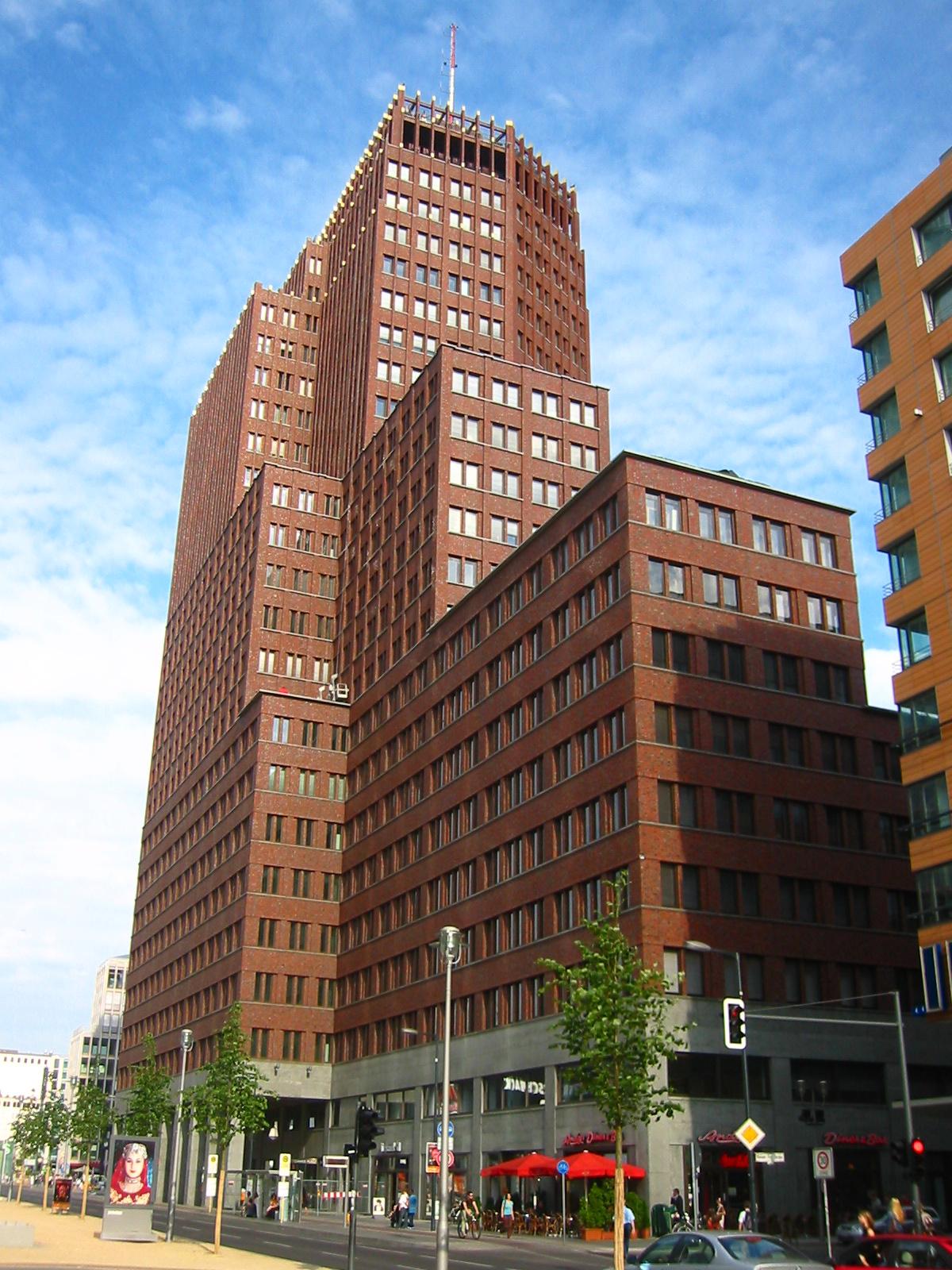 Potsdamer Platz Hotel  Sterne