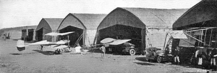 Bessonneau Hangar Wikipedia