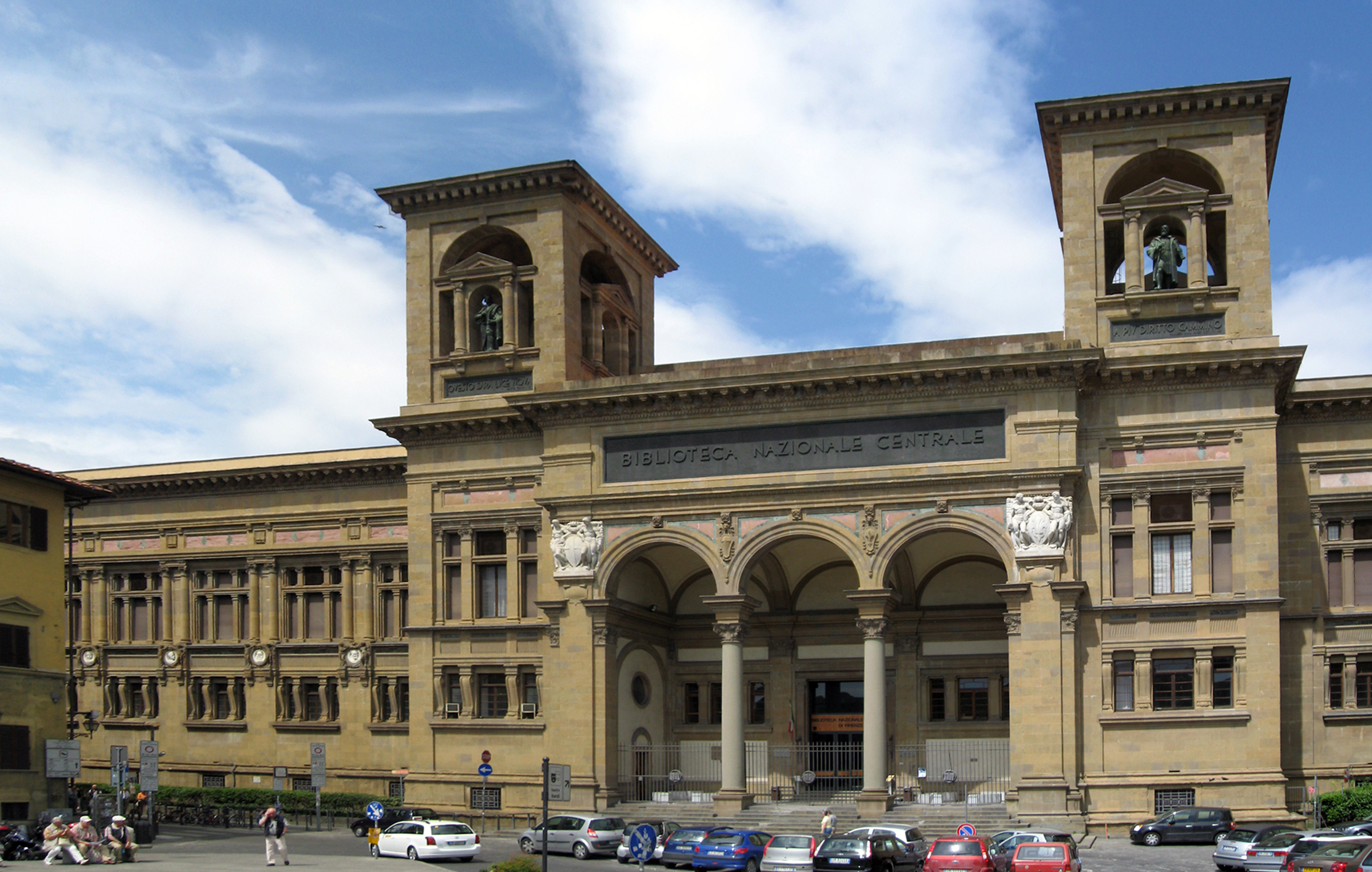 Biblioteca nazionale centrale di firenze wikipedia