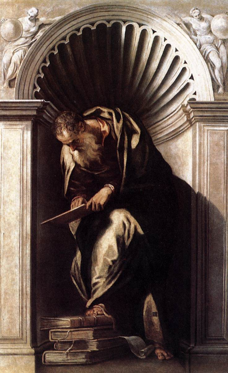 Biblioteka Marciana, Aristotel.jpg