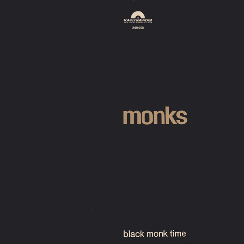 The Black Time Monk Monks 108