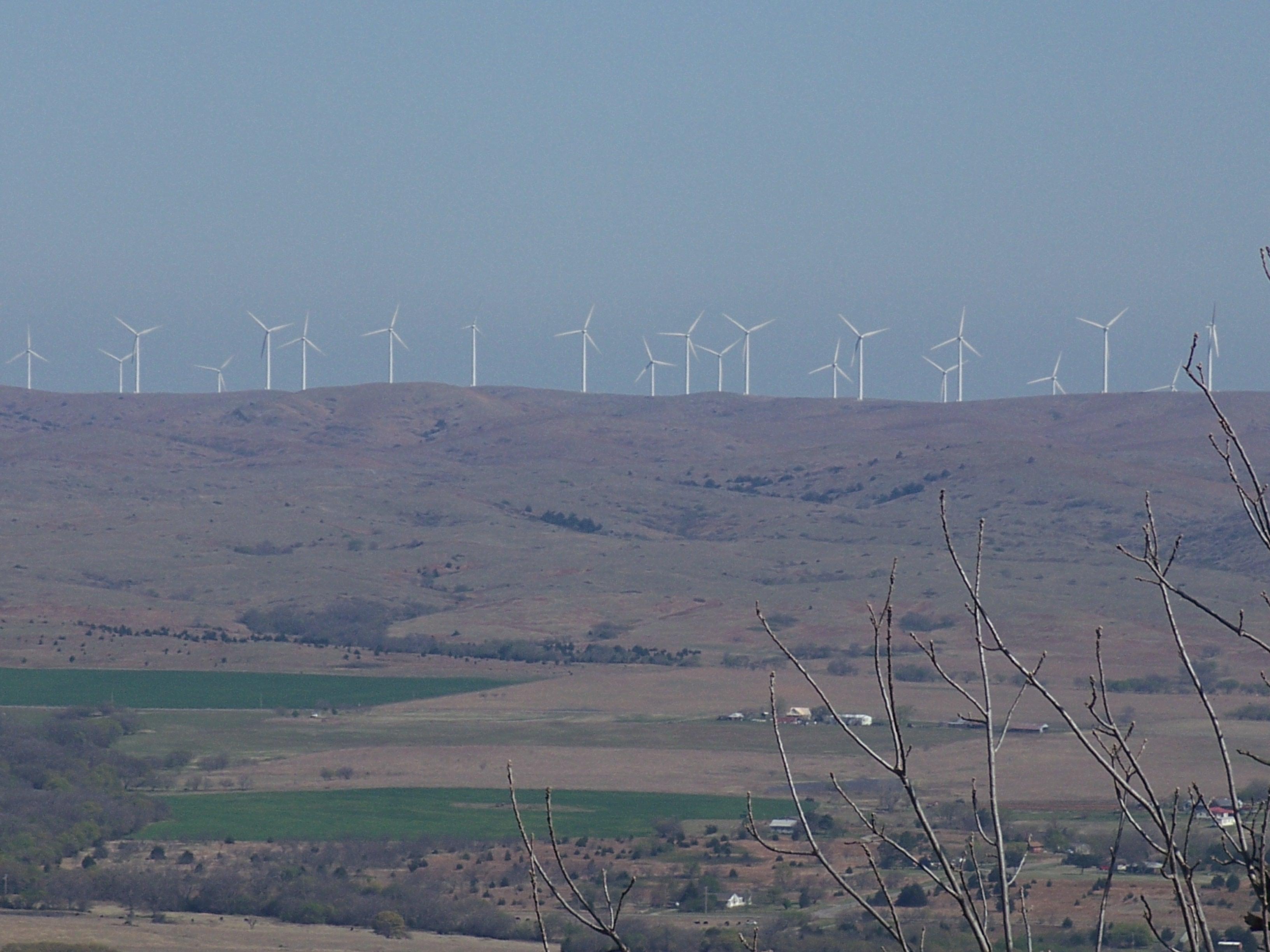 Wind power in Oklahoma - Wikipedia