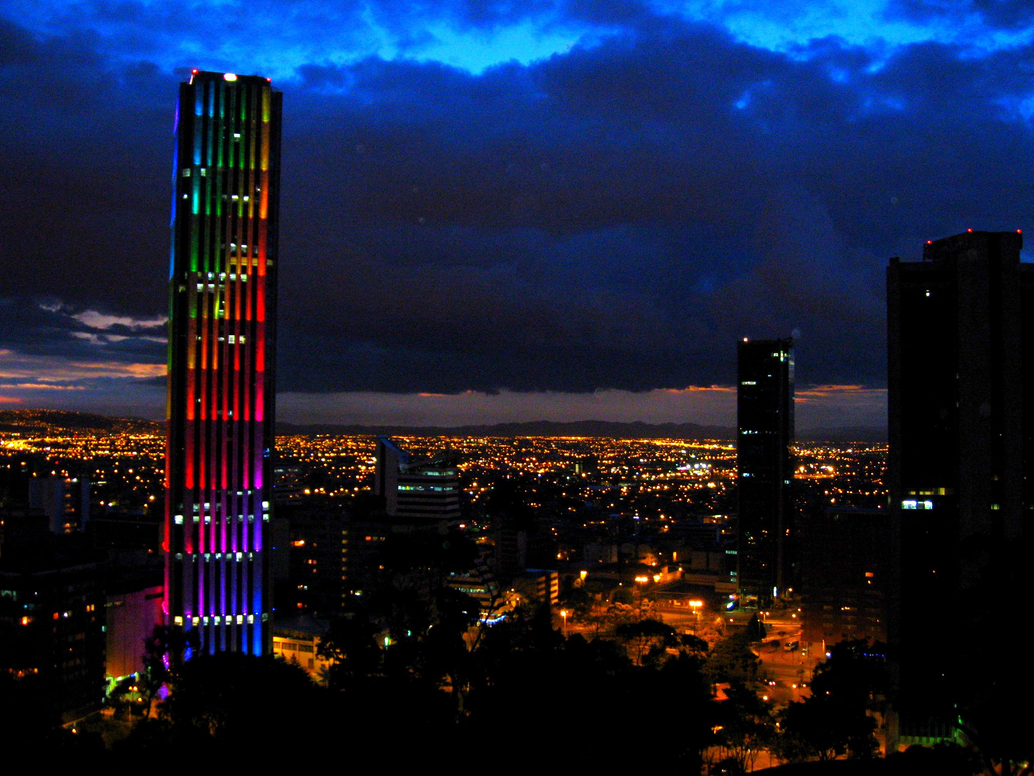Bogota. Colombia trip part 1. - My way to travel  |Bogota