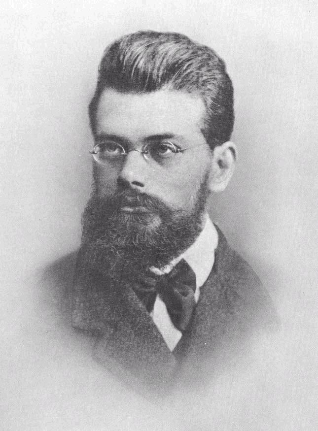 Ludwing Boltzmann (1844-1906)