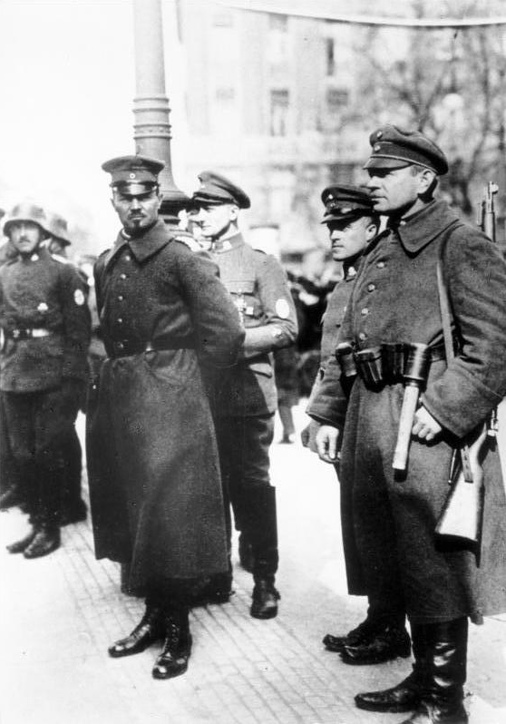 the kapp putsch political threat to Free weimar republic the posing of threats by the political right to the weimar republic in the weimar republic was faced a direct threat - the kapp putsch.