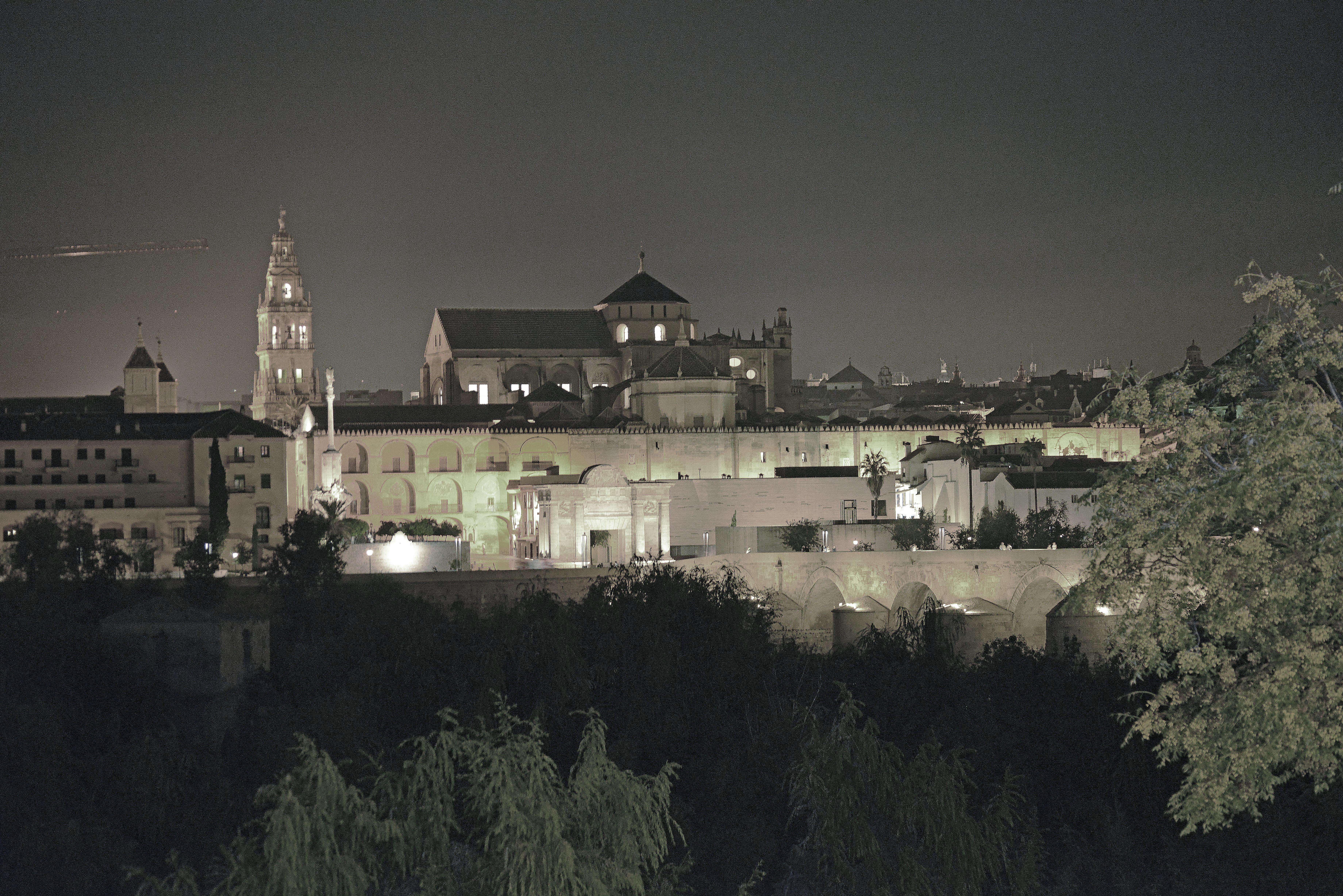 Cordoba bei Nacht