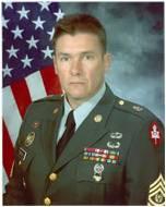CSM Robert R Robinson II