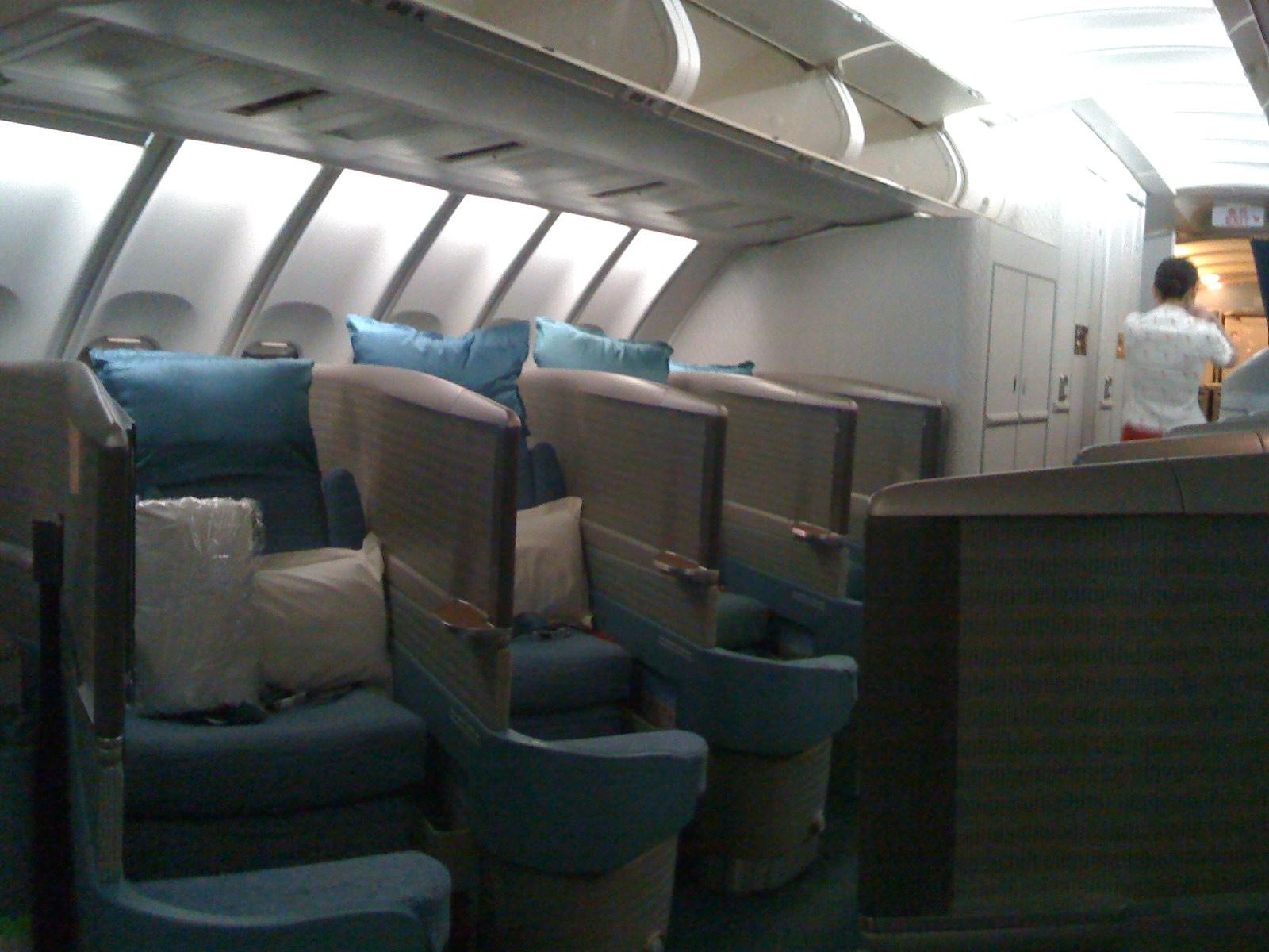 File Cx Business Class Seats 747 Upper Jpg Wikimedia Commons