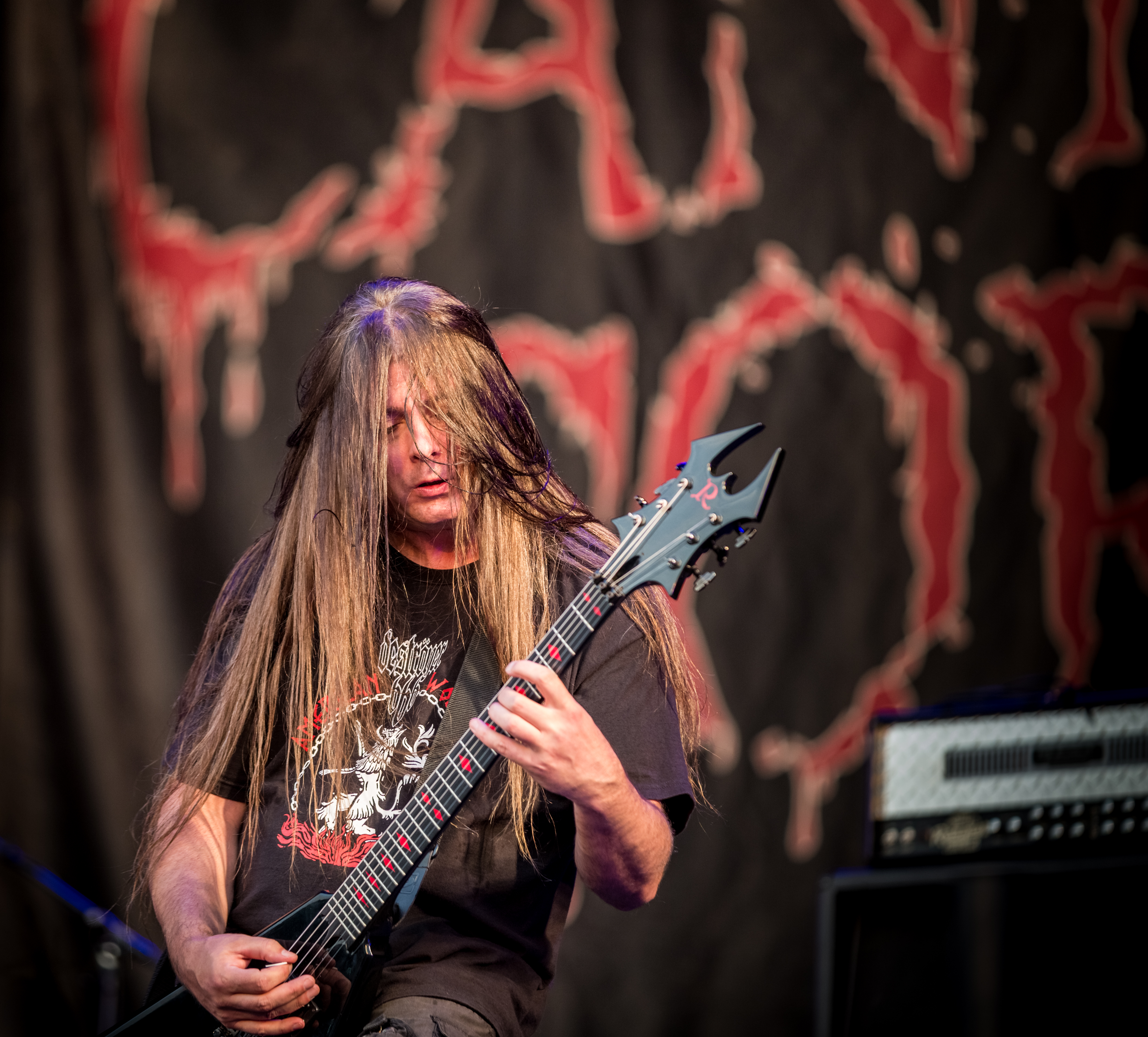 Cannibal corpse live at jakarta #1
