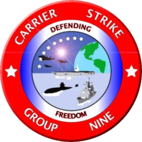 Carrier Strike Group Nine 61