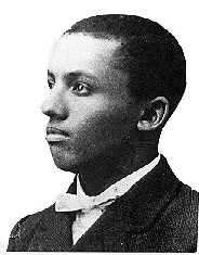 Carter G Woodson portrait