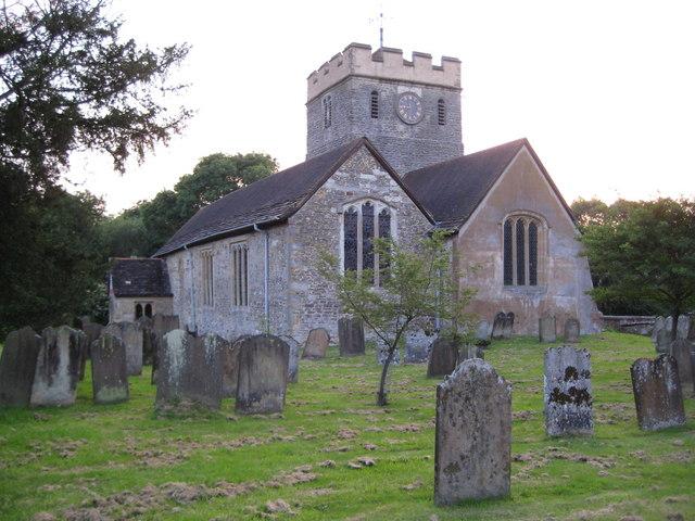 Charlwood, Church of St Nicholas - geograph.org.uk - 847279