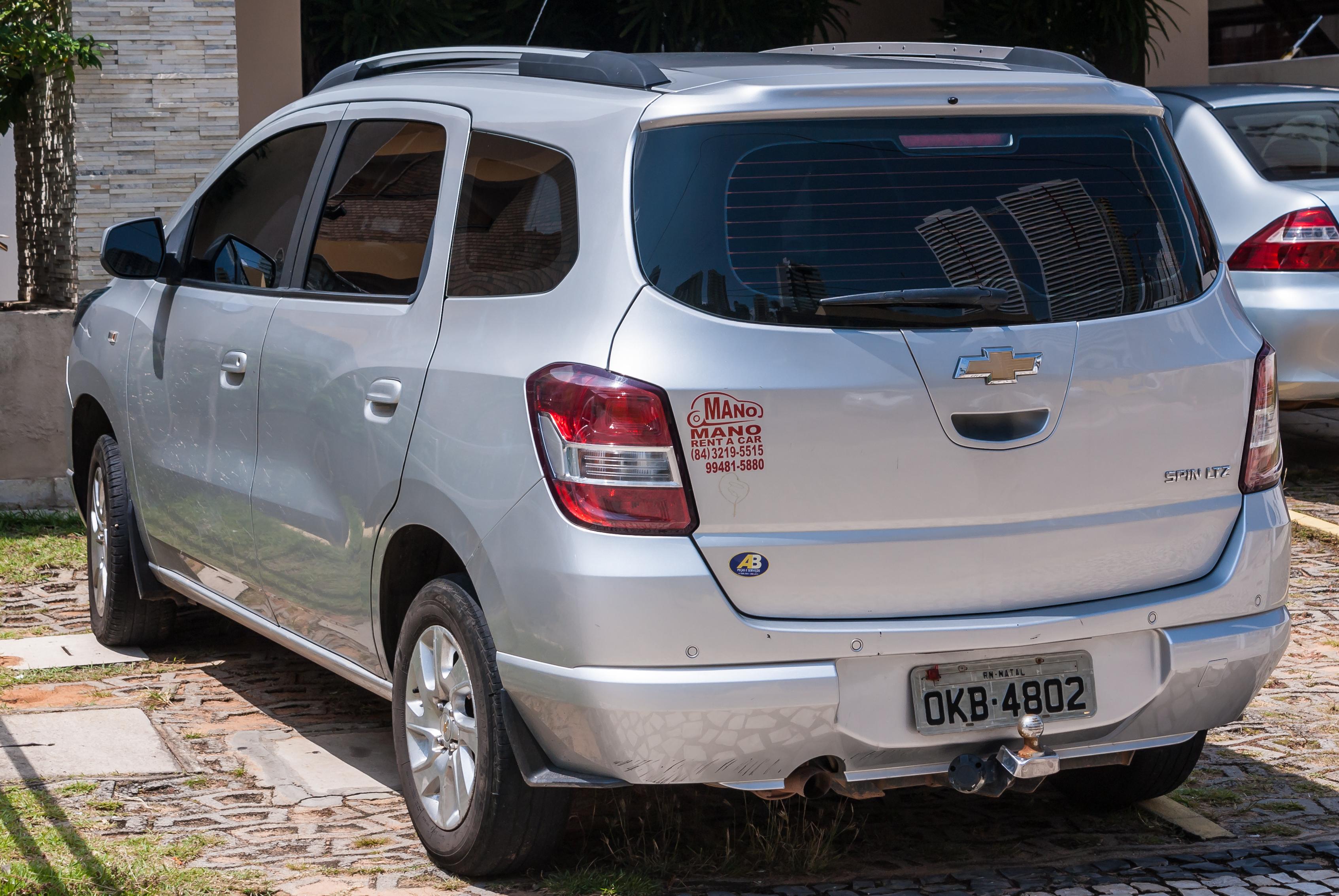 File:Chevrolet Spin 20150814-DSC05636.JPG - Wikimedia Commons on car spin, testimoni chevy spin, hummer spin, honda spin, mobil spin,