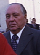 Richard J. Daley, mayor of Chicago, c. 1971