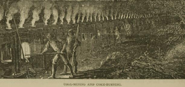 تاریخچه تولید و استفاده از کک