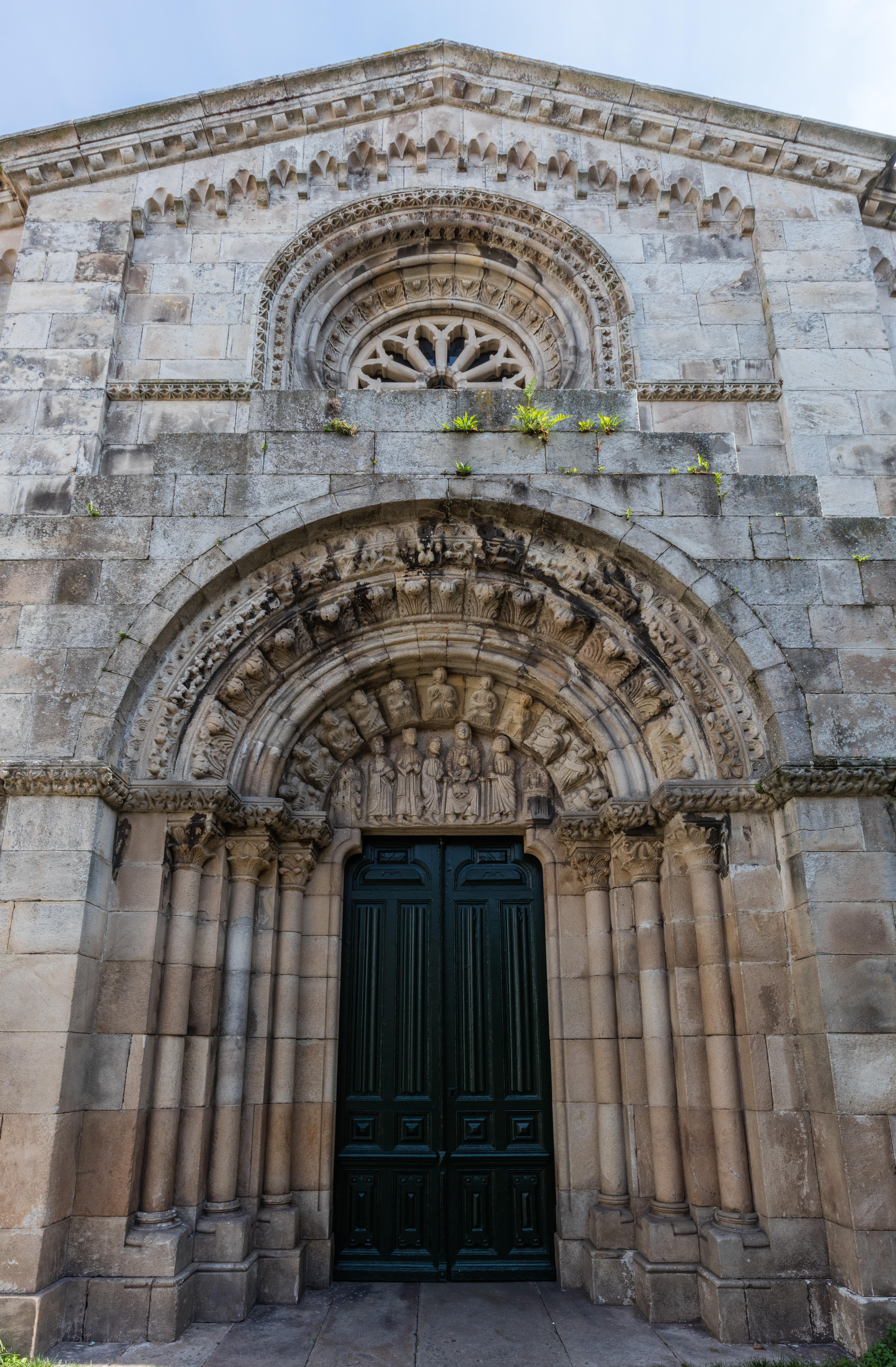 File Colegiata De Santa María Del Campo La Coruña España 2015 09 25 Dd 40 Jpg Wikimedia Commons