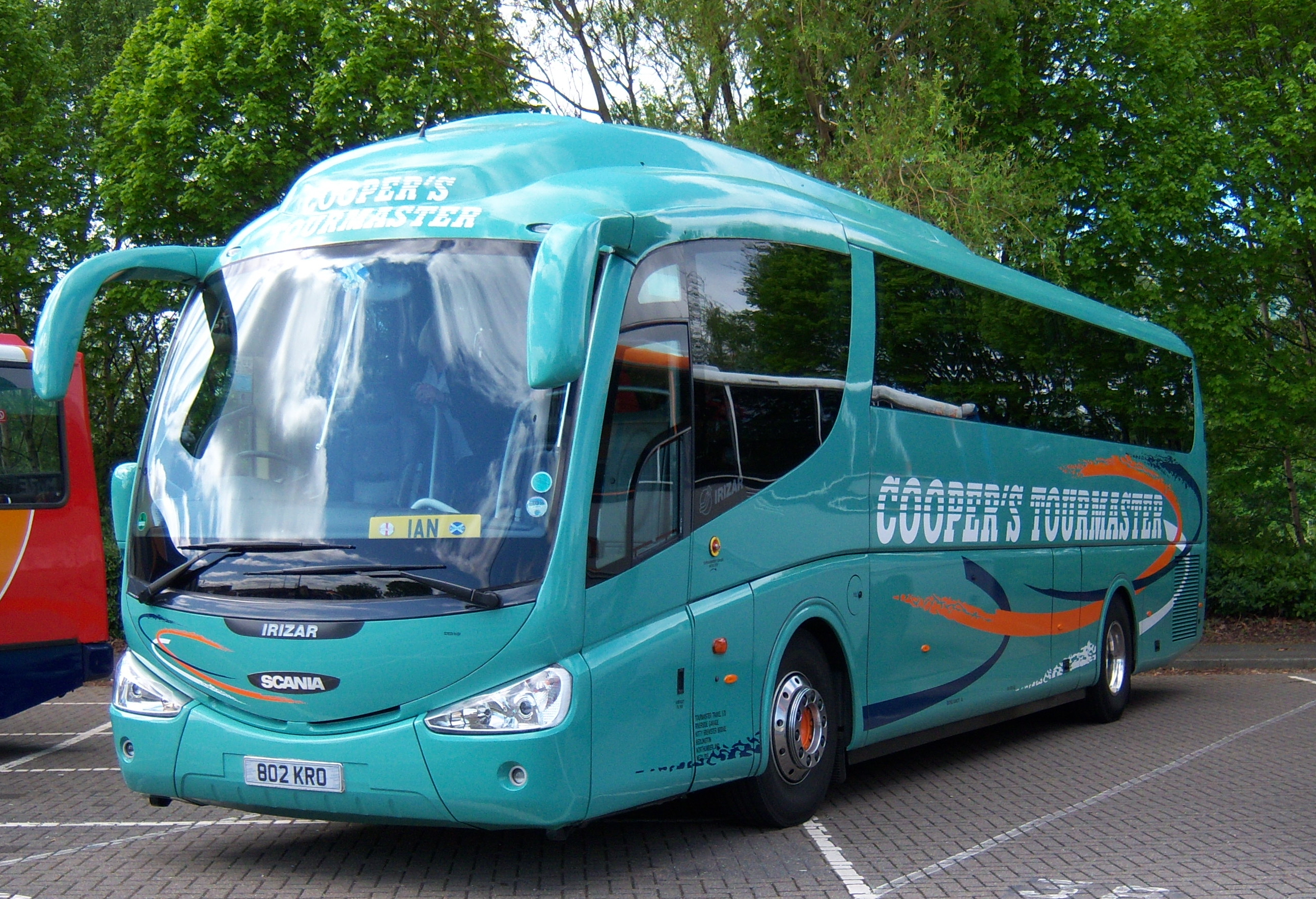 File Coopers Scania Irizar Coach 802 Kro Metrocentre Rally