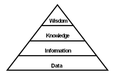 DIKW-diagram