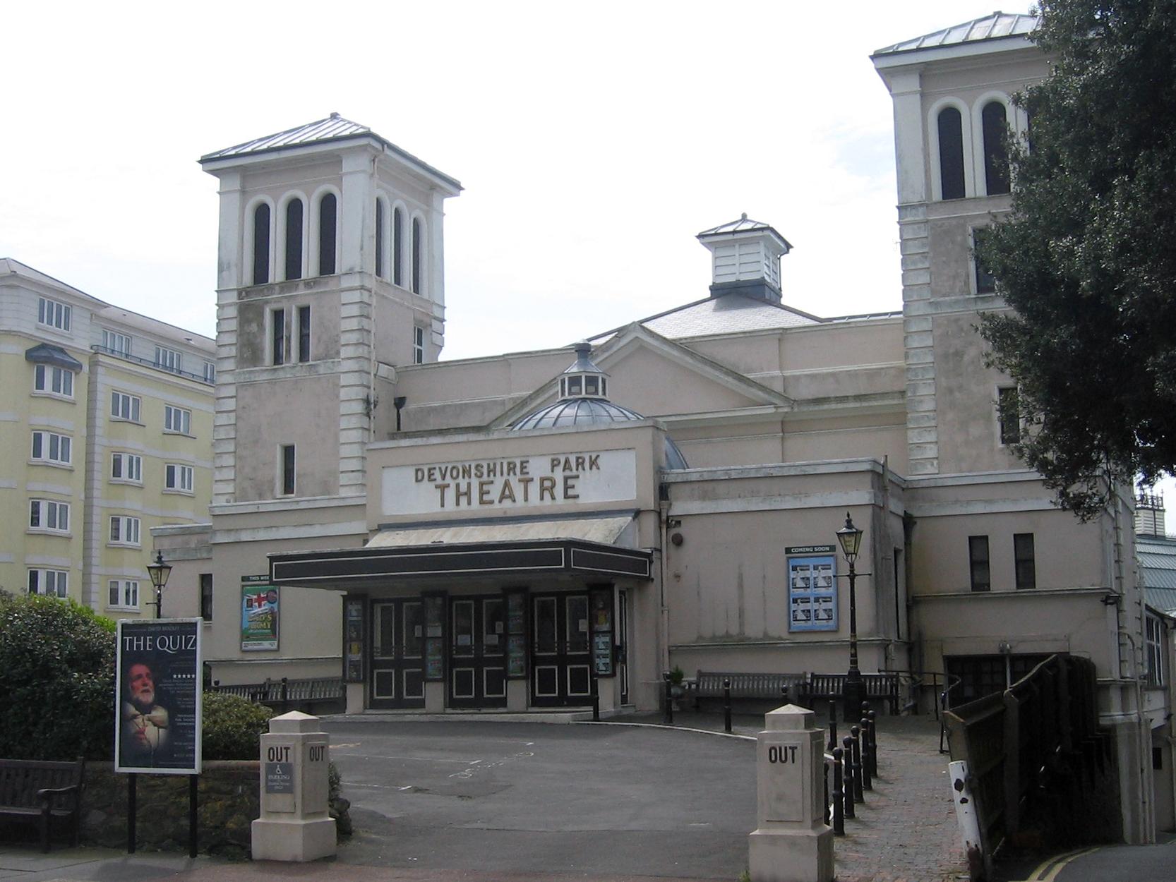 Devonshire park theatre wikiwand for The devonshire