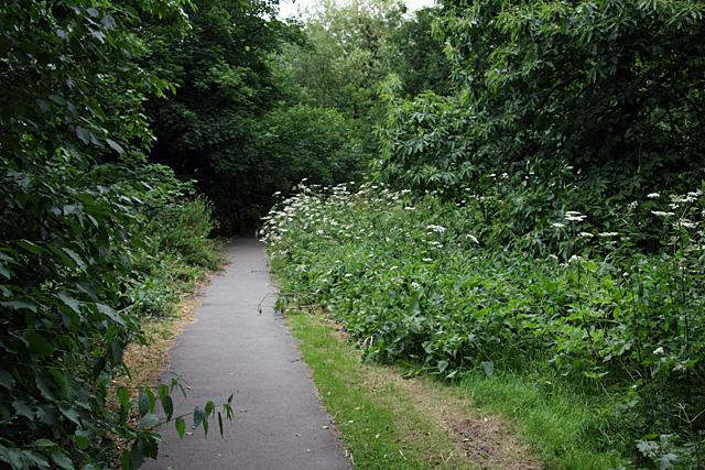 Dollis Valley Green Walk - geograph.org.uk - 870970