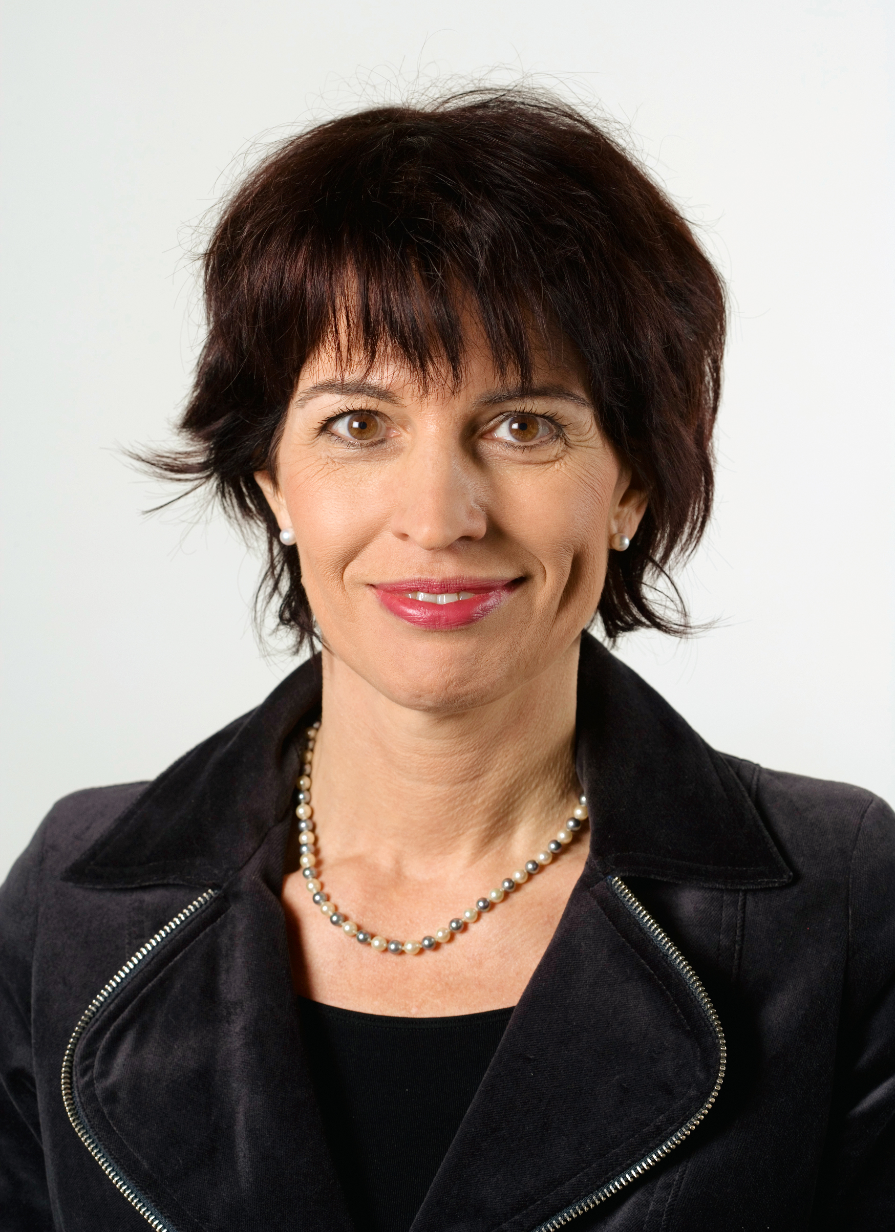 Doris leuthard on the distribution of power between business and ...