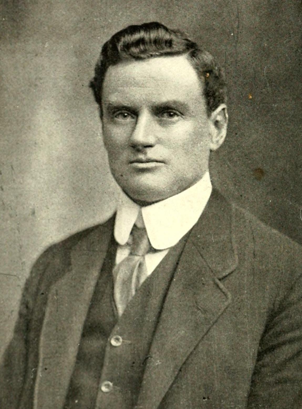 Image of E. J. Brady from Wikidata