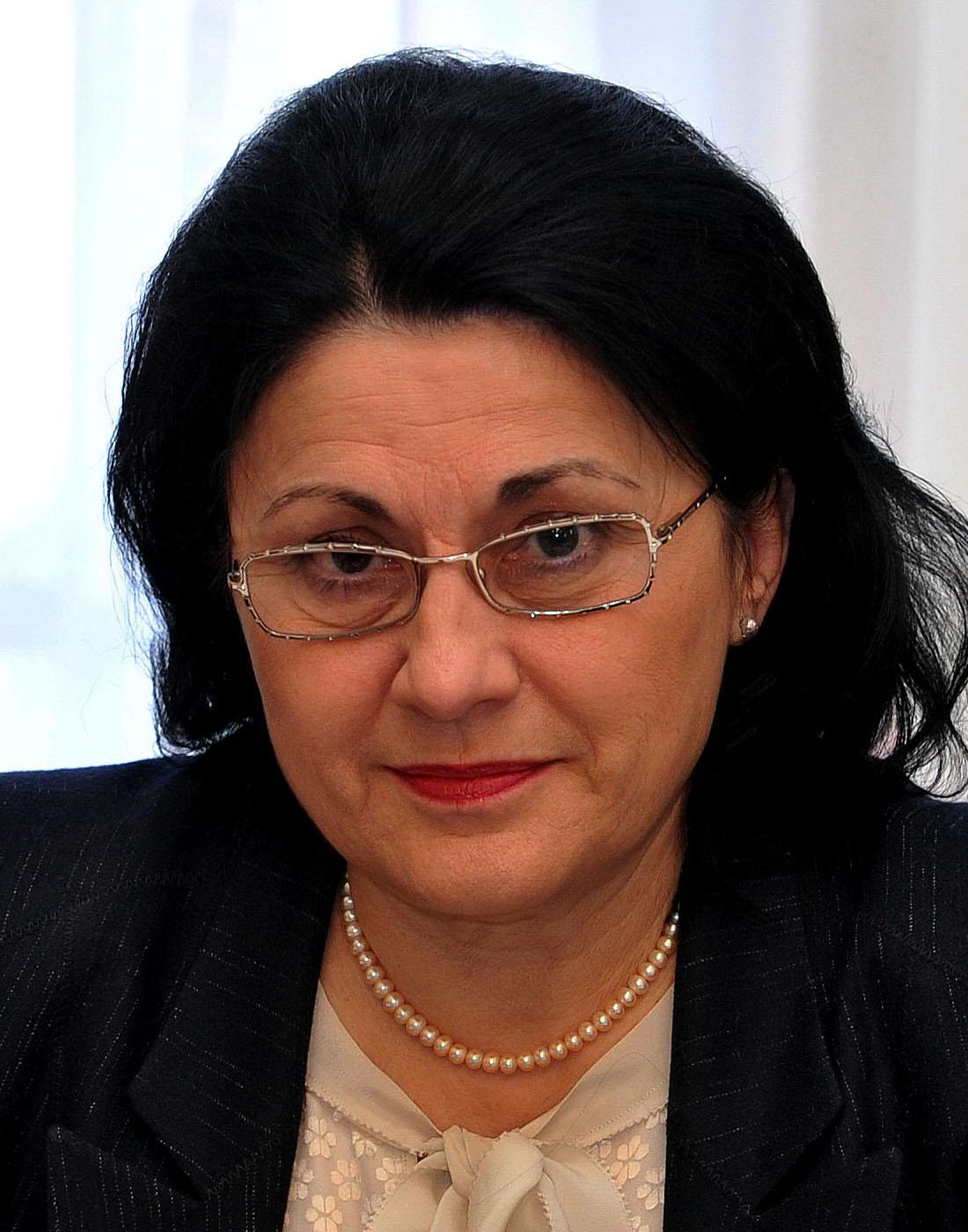 MINISTRUL AL EDUCAȚIEI NAȚIONALE