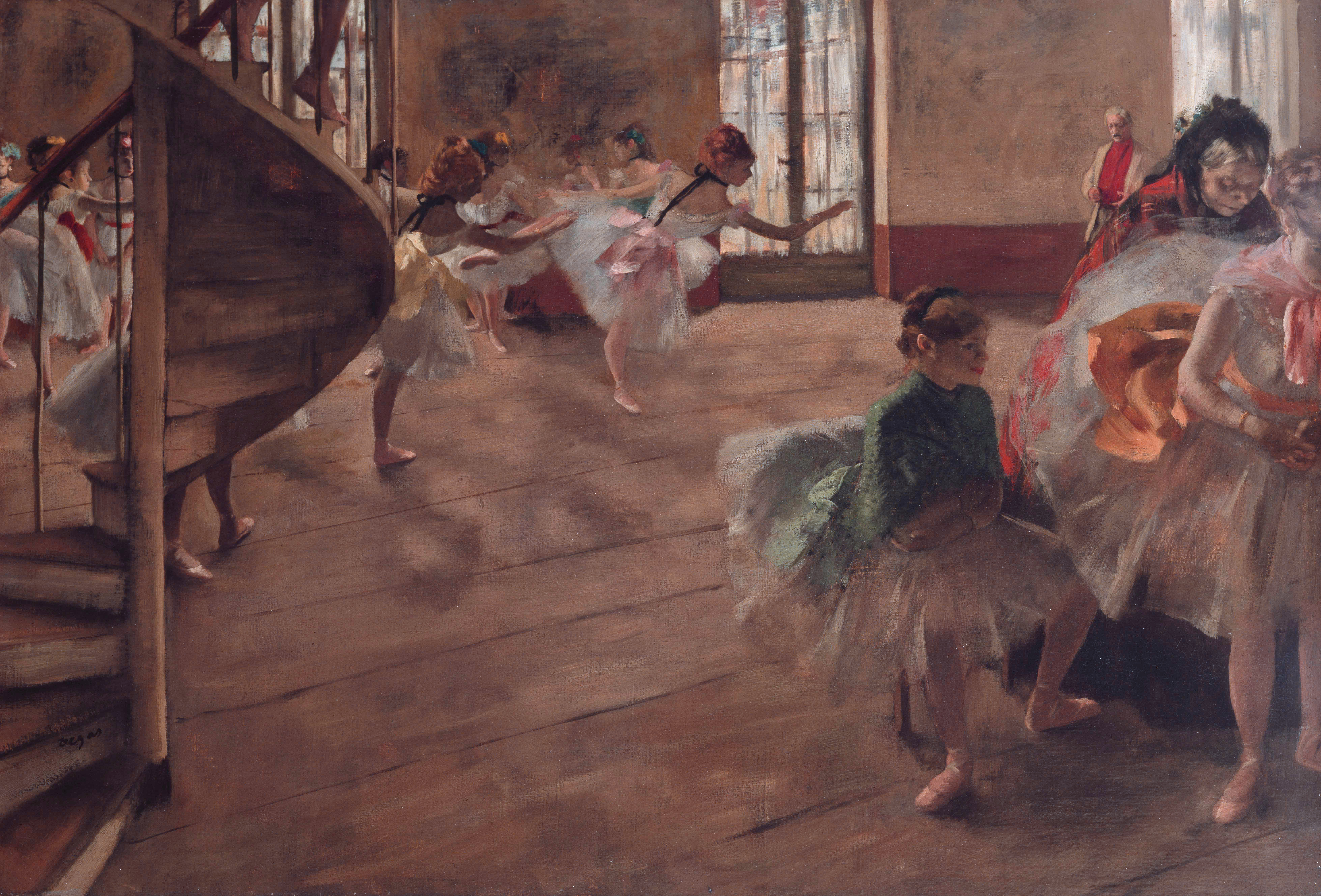 a biography of edgar degas a french artist Edgar degas, however, was fascinated by movement and people—making ballerinas a perfect subject each ballerina painting, drawing, and sculpture by degas showcases this interest  french artist edgar degas took it a step further, rendering his beloved ballerinas in paint, pastel, pencil, ink, and even wax.