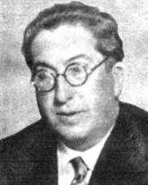 Spanish lawyer and politician (1882–1964)