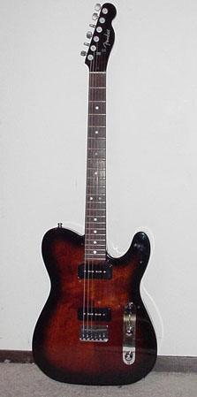 Fender Tele Jr Wikipedia