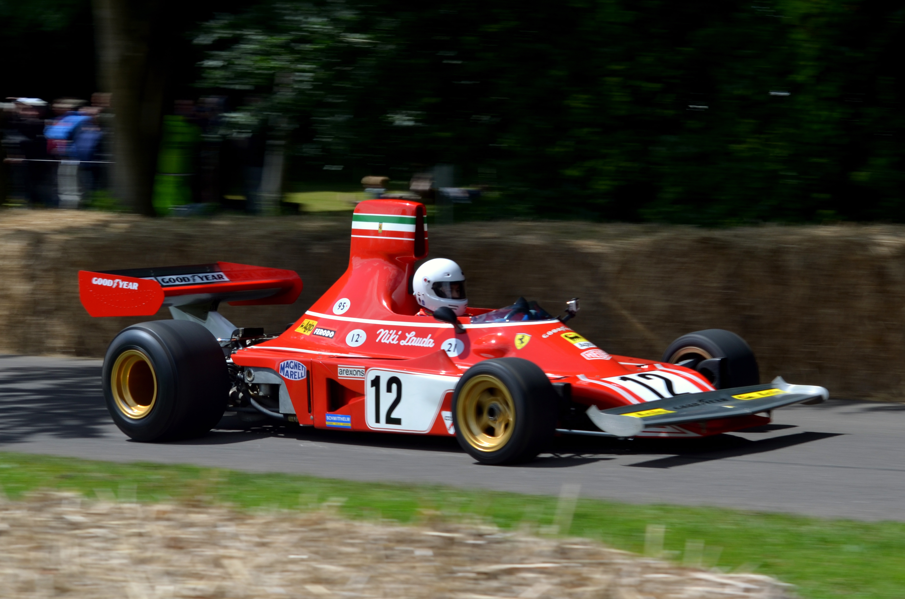 File Ferrari 312t At Goodwood 2012 1 Jpg Wikimedia Commons