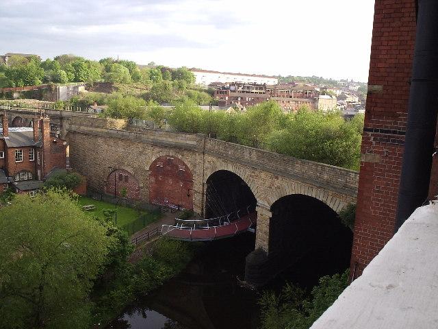 Five Weirs Walk - geograph.org.uk - 110287