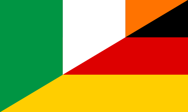 File:Flag of Ireland and Germany.png