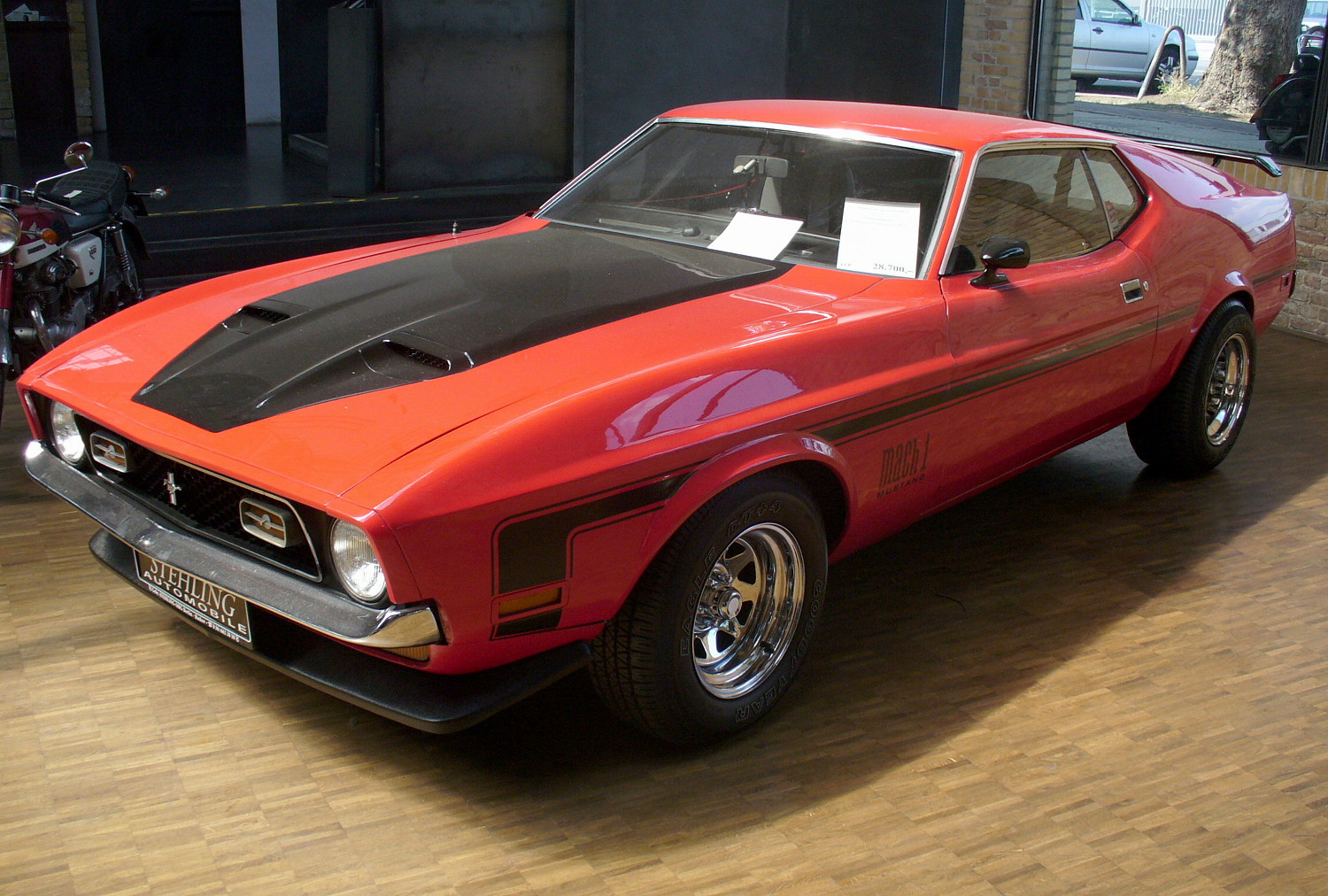 Fileford mustang mach i jpg