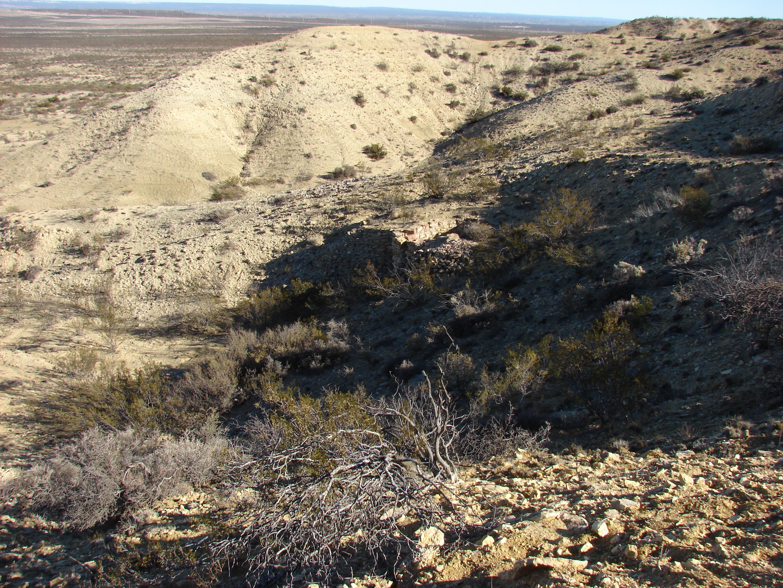 Archivo formaci n roca en barda norte localidad tipo de for Formacion de la roca