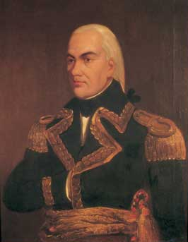 Francisco de Miranda by Lewis B. Adams