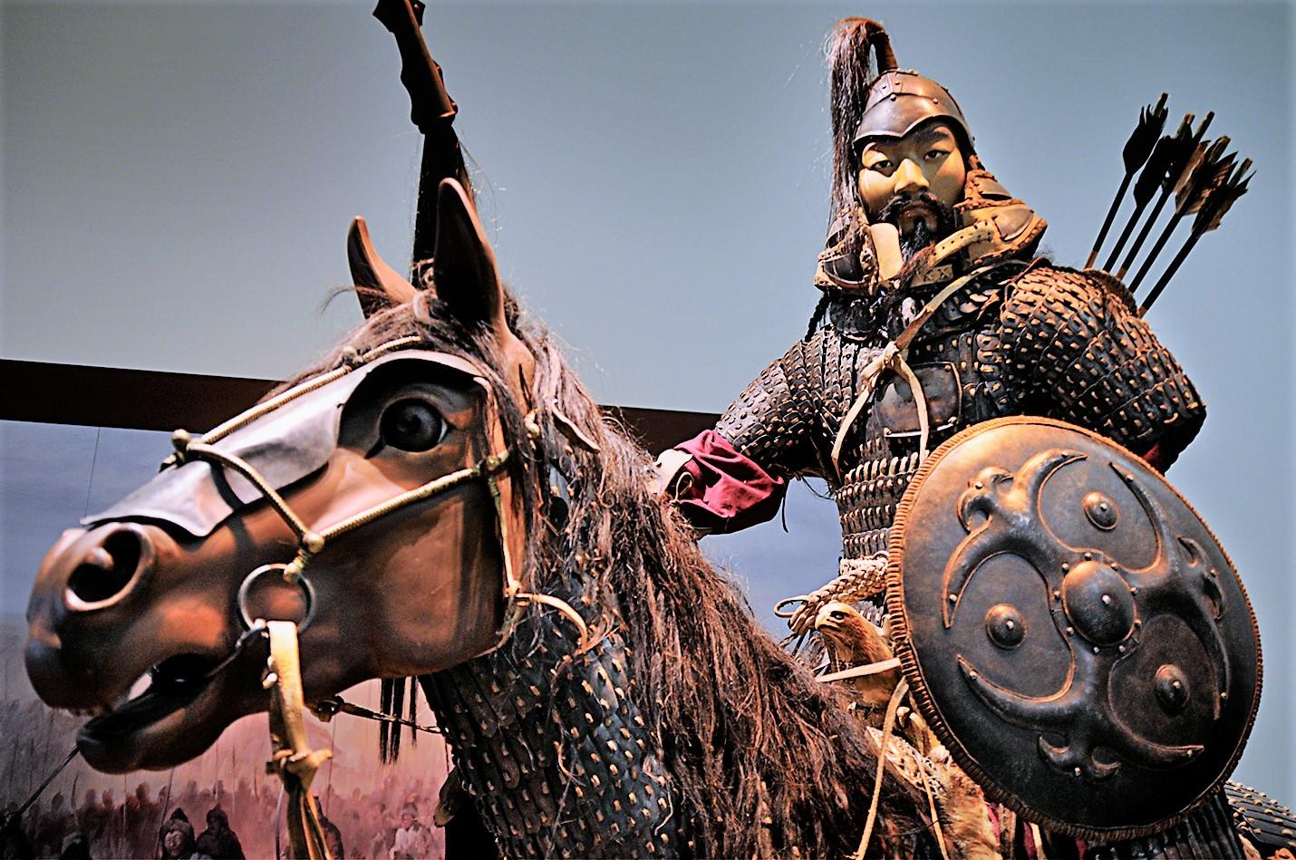 Mongolski ratnik