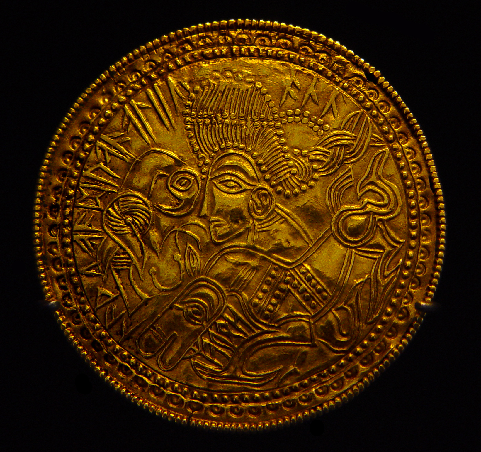 Migration Period Coin Art