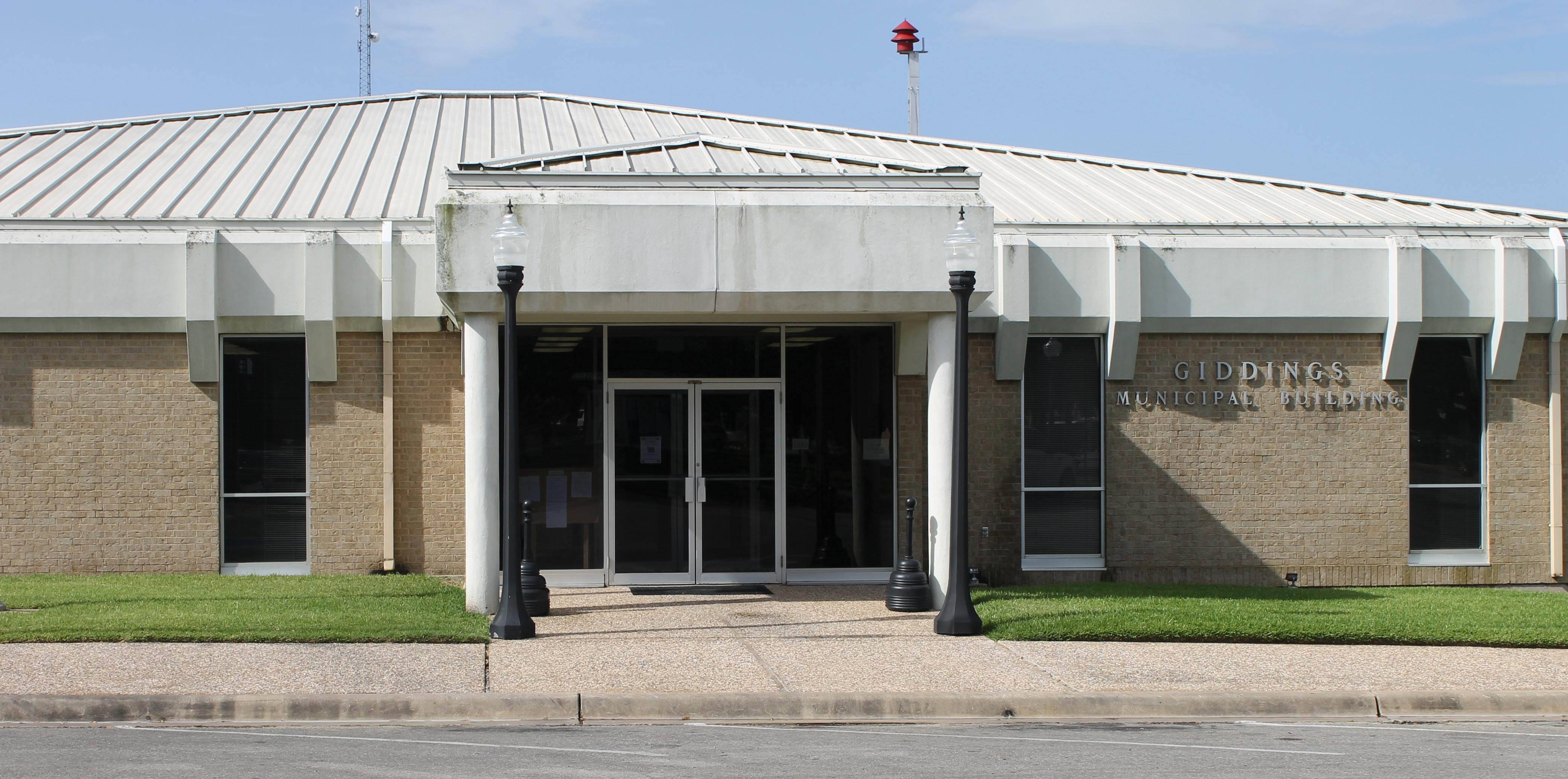 hooks texas city hall
